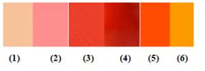 untuk menentukan pengukuran warna secara subjectif